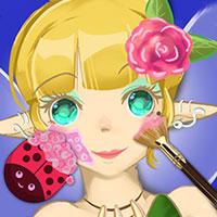 精灵大装扮 - Fairy Make Up
